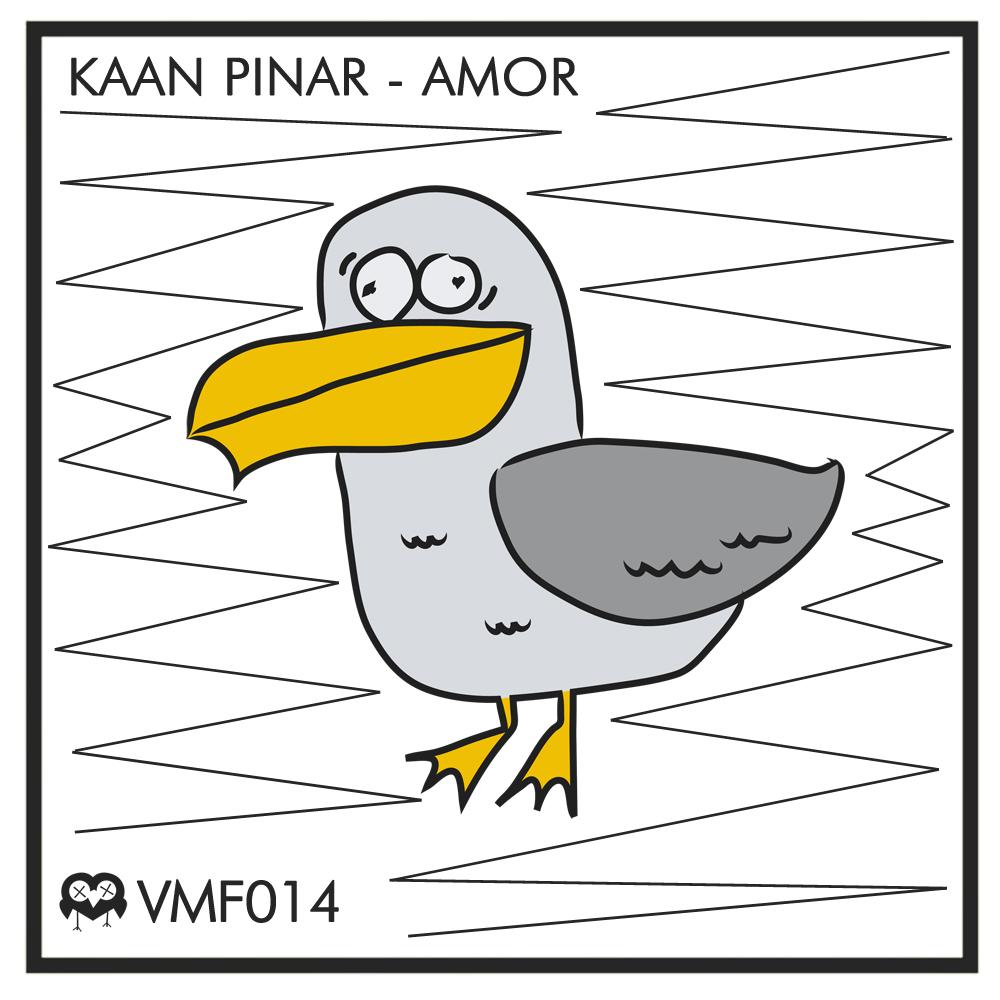 VMF 014 – Amor – EP